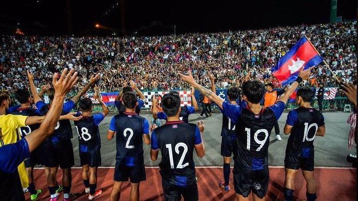 Ikuti Timnas Indonesia, Kamboja Atasi Guam Masuk Pot 4 Kualifikasi Piala Asia 2023, Ini Daftarnya