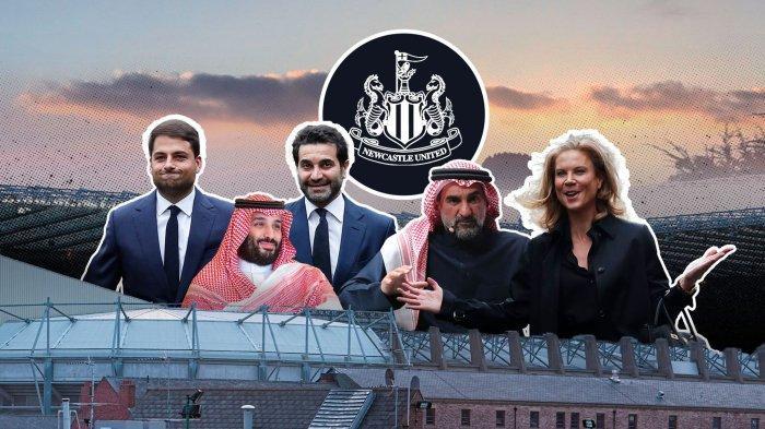 Mohammed bin Salman Kuasai Newcastle, Siap Bajak 4 Pemain MU, Rumor Kylian Mbappe dan Antonio Conte