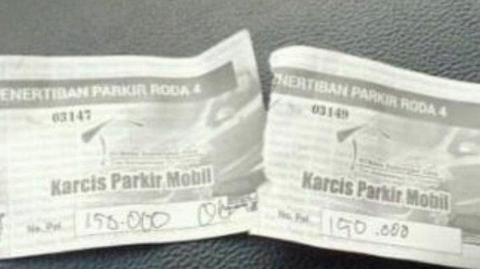 Tukang Parkir di Lembang Pasang Tarif Rp 150 Ribu, Sempat Ditawar hingga Pengunjung Menyerah