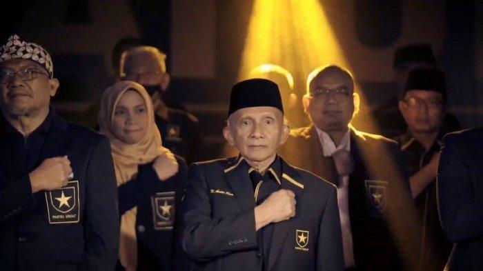 Partai Ummat Besutan Amien Rais Terima SK Kemenkumham, Siap Bertarung di Pemilu 2024