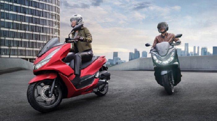 Astra Motor Sulsel Sharing Product Knowledge, Kenali Fitur Baru Honda PCX 160, Hadir Tiga Varian