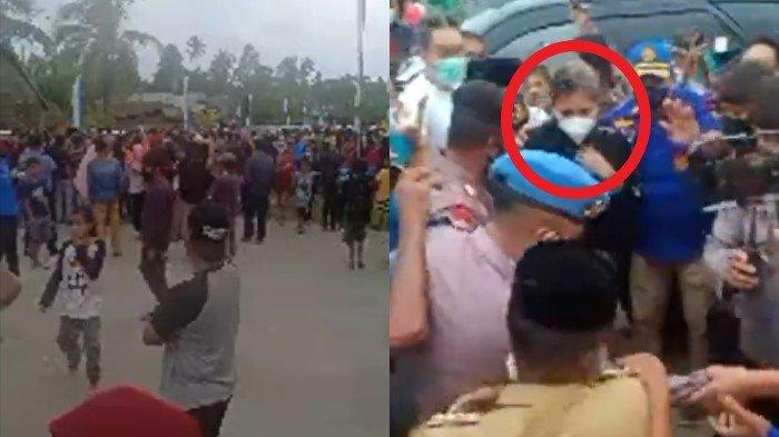 Merinding, Pebulutangkis Apriyani Rahayu Disambut Bak Pahlawan di Kampung Halaman Lawulo Konawe