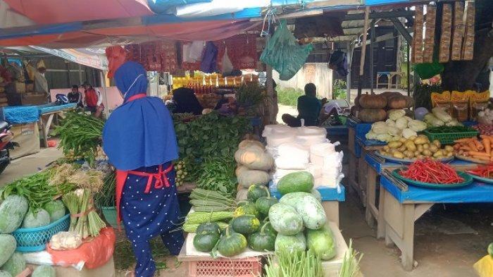Seminggu Jelang Idul Adha 2021, Harga Sembako dan Ikan di Pasar Anduonohu Kendari Melonjak