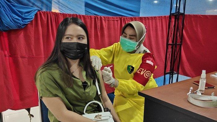 20.288 Orang di Kendari Telah Disuntik Vaksin, Dinkes: Terbanyak dari Pelayanan Publik