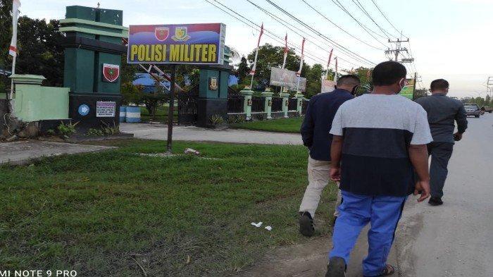 Oknum TNI di Konawe Utara Dilaporkan ke Denpom Kendari Diduga Todongkan Senjata ke Pekerja Tambang
