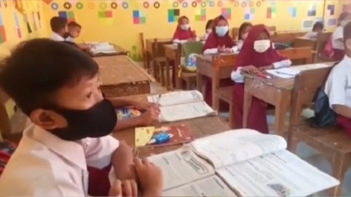 Pengukur Suhu Jadi Kendala Belajar Tatap Muka di Sekolah, Wali Kota Kendari Bantu Pengadaan