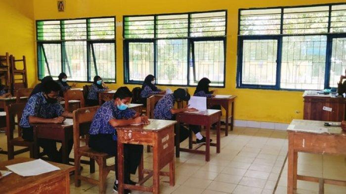 PPKM Mikro Berlaku, Pembelajaran Tatap Muka Ditunda, Pemkot Kendari Tawarkan Guru Keliling