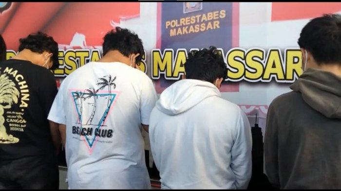 Tarung Bebas Makassar Terbongkar, Petarung Jalanan atau Street Fighter Ala 'UFC' Ditangkap Polisi