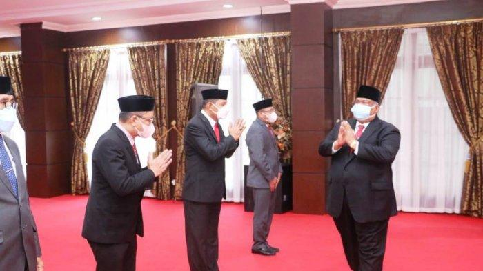 Lengkap Mutasi Pemprov Sultra, Asisten, Kepala Dinas, Kepala Badan, Sekretaris Dewan, Kepala Biro