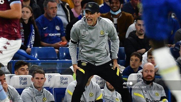 Siaran Langsung Chelsea vs Man City Liga Inggris Malam ini, Awal Pekan Neraka Guardiola-Rekor Tuchel