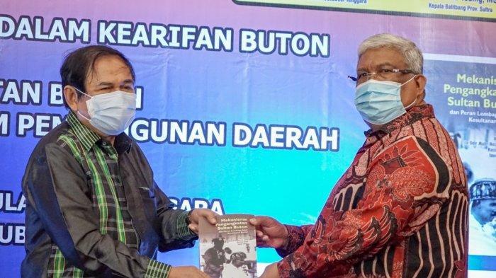 "Gubernur Sultra Ali Mazi Jelaskan Nilai Kearifan Masyarakat Buton ""Pobhinci-Bhinci Kuli"", Maknanya"
