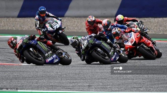 Siaran Langsung MotoGP 2021 Live Trans7, Live Streaming Vidio.com pukul 19.00, Vinales Jadi Sorotan
