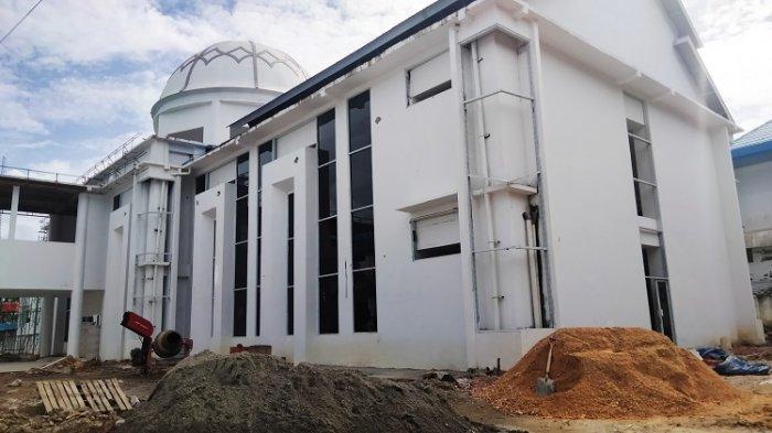 Pembangunan Lanjutan Kantor Induk Dikbud Sultra Telan Anggaran Rp2,7 Miliar, Target Rampung Desember