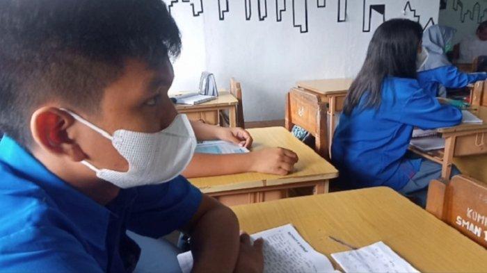 SMAN 1 Kendari Bakal Gelar Pembelajaran Tatap Muka Terbatas Pekan Depan, Dilaksanakan Bertahap