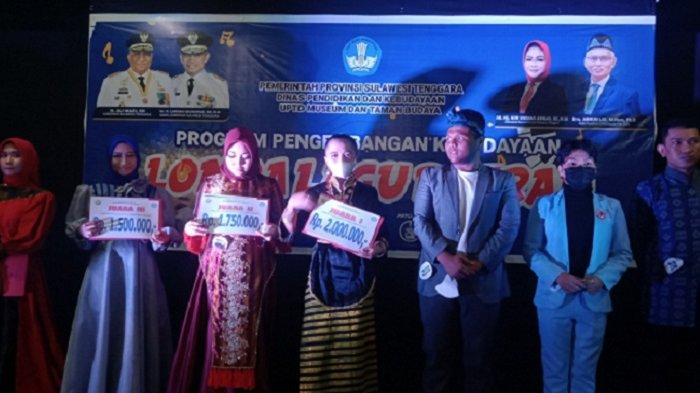 Lestarikan Budaya Sulawesi Tenggara, Museum dan Taman Budaya Sultra Gelar Lomba Lagu Daerah