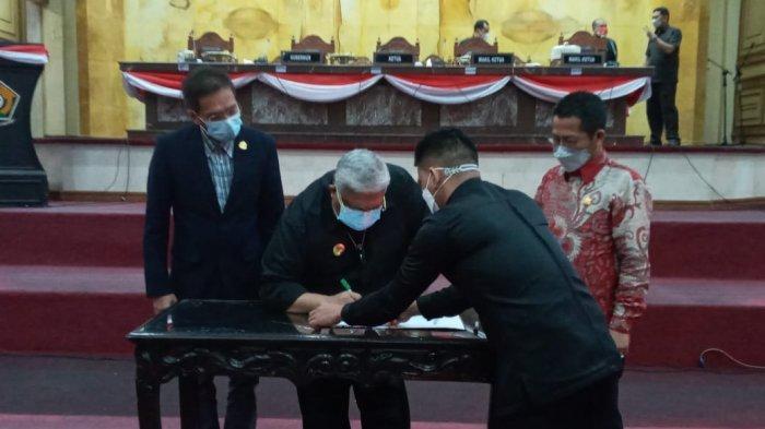 Pemprov Sulawesi Tenggara dan DPRD Sultra Sepakat Tingkatkan Pendapatan Daerah Rp4,2 Triliun
