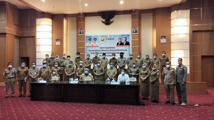 Pemprov Sulawesi Tenggara Minta Semua Dinas Beli Beras Bulog, Ali Mazi: Stop Impor Beras