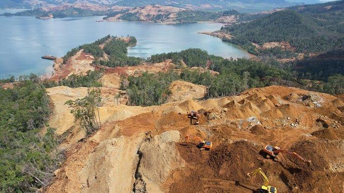 Disebut Tak Punya Izin, PT Tiran Mineral Diduga Curi Ore Nikel dan Merusak Hutan di Konawe Utara