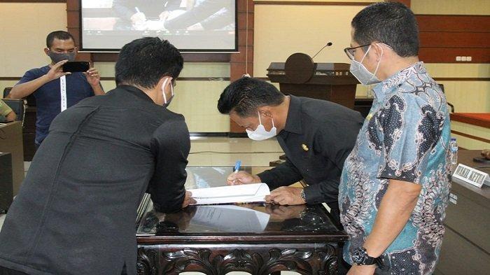 Berikut 7 Rekomendasi DPRD Terkait Pertanggungjawaban APBD 2020 Pemprov Sulawesi Tenggara