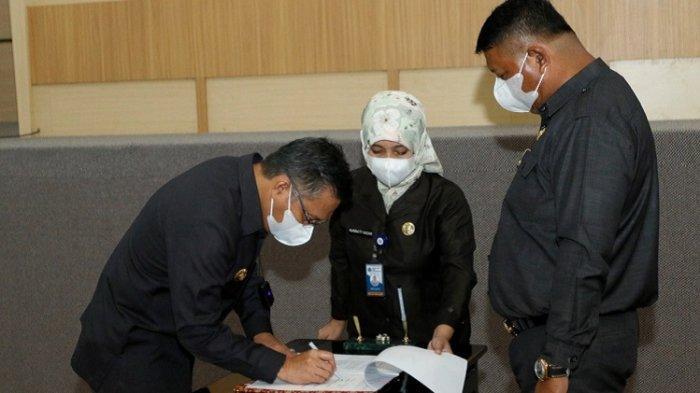 DPRD Kota Kendari Setujui Raperda Perubahan APBD 2021, Bakal Ditetapkan Jadi Perda Akhir September