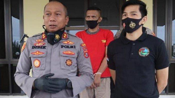 Tersangka Kurir Sabu Sekuriti THM di Kendari Diiming-imingi Upah Rp10 Juta, Terancam 6 Tahun Penjara