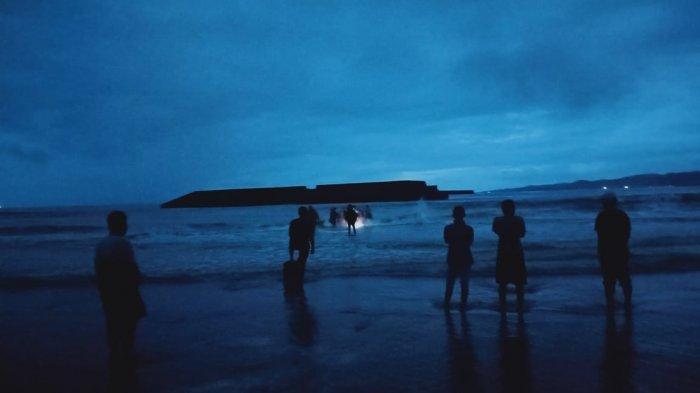 KRONOLOGIS Mahasiswa UHO Tenggelam di Pantai Batu Gong Konawe, Korban Terseret Arus Bawah, 1 Tewas