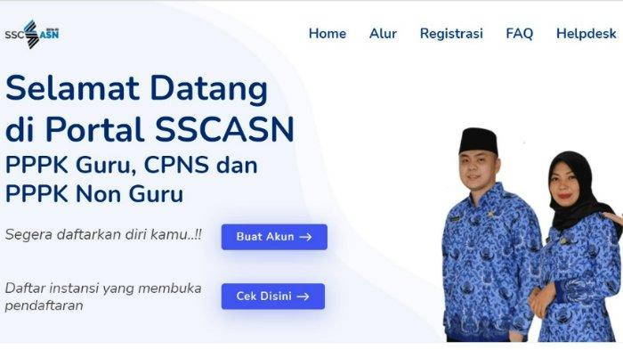 CPNS Sultra 2021: Jadwal Lengkap, Syarat, Formasi, Cara Pendaftaran, serta PPPK Sulawesi Tenggara