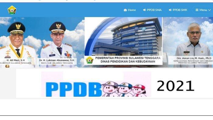 Cara Pendaftaran PPDB Sultra 2021 di ppdb-sultra.cerdas.click, Jadwal, Jalur, Kuota, Syarat Daftar