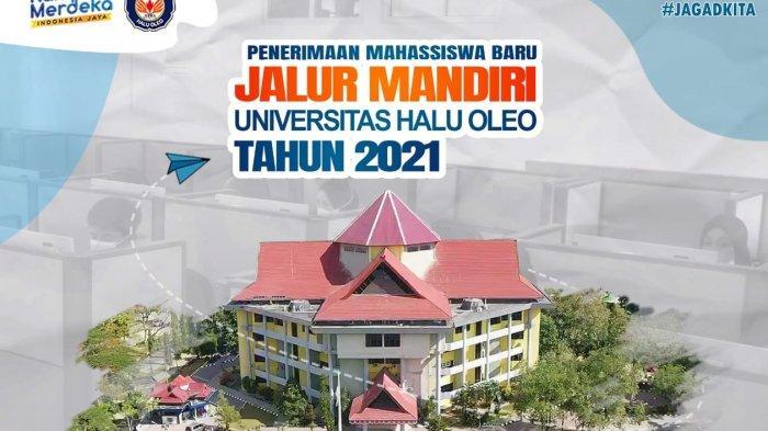 Cara Daftar SMMPTN UHO 2021 di www.uho.ac.id, Jadwal Pendaftaran Jalur Mandiri Universitas Halu Oleo
