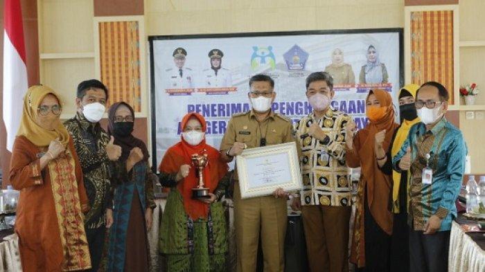 Pemerintah Kota Kendari Raih Anugerah Parahita Ekapraya Kategori Pratama dari Kementerian PPPA