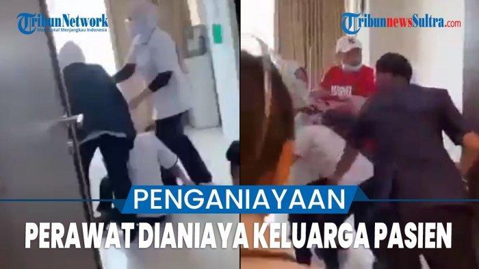 Kronologis penganiayaan perawat RS Siloam Sriwijaya Palembang, perut ditendang, wajah dipukul, dan dijambak, padahal sudah berlutut minta maaf.