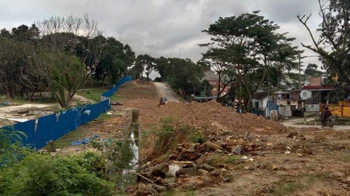 Perbaikan Jalan Balai Kota-Tebaununggu Kendari Rp10 Miliar, Pagar Rujab Gubernur Sultra Rp953 Juta