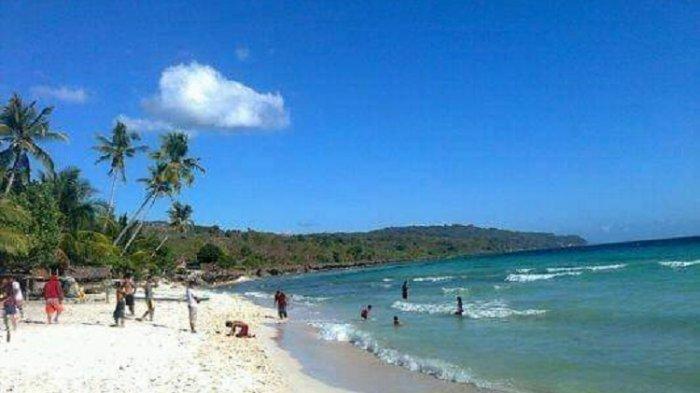Kunjungi Pantai Nirwana Kota Baubau, Objek Wisata Dengan Suguhan Pasir Putih dan Panorama Sunset