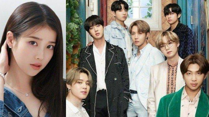 Daftar Penyanyi Populer Korea Selatan September 2021: BTS, Im Young Woong, BLACKPINK, IU, Lee Chan