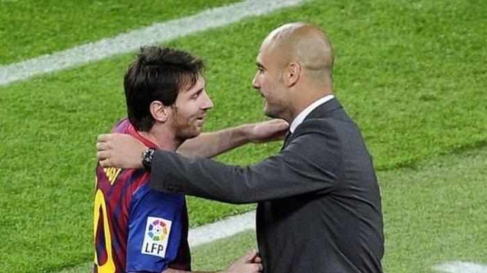 Live Streaming PSG vs Manchester City: Pep Guardiola Mengaku Bingung Hentikan Messi, Mbape & Neymar
