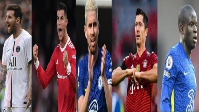 Ballon dOr 2021 Diumumkan 8 Oktober: Ada Lionel Messi dan Cristiano Ronaldo, Jorginho Berpeluang