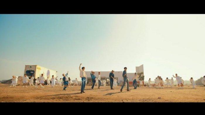 Lirik Lagu Permission to Dance - BTS, Single Terbaru Kolaborasi Bareng Ed Sheeran, Trending YouTube