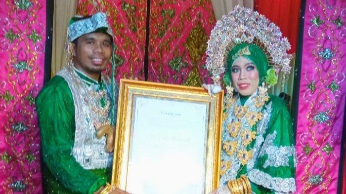 Warga di Sulawesi Tenggara Menikah Pakai Mahar Saham, Sulit Yakinkan Keluarga, Pertama di Sultra