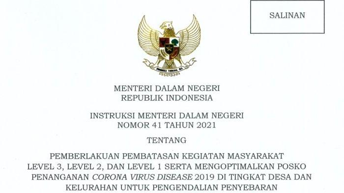 Perpanjangan PPKM Sulawesi Tenggara, Kendari, Baubau, Kolaka, Koltim, Kolut, Konut Masuk Level 3