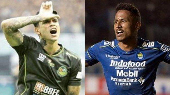 Live Streaming Persikabo vs Persib Bandung Liga 1 BRI 2021, Castillion dan Ezra Absen, Modal Ciro