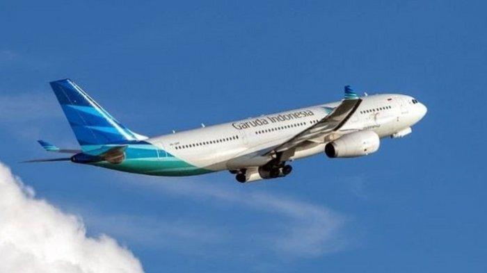 Maskapai Garuda Indonesia Minta Penumpang Asal Sultra Wajib Punya Sertifikat Vaksinasi