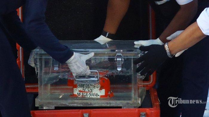 UPDATE Operasi SAR Sriwijaya Air SJ-182: Black Box Ditemukan, Total 4 Korban Teridentifikasi