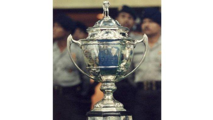 Piala Thomas (KOMPAS/EDDY HASBI)