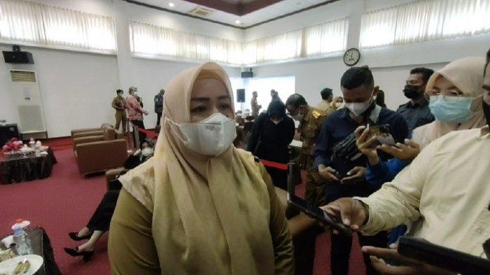Plt Bupati Kolaka Timur Andi Merya Nur Dukung Istri Samsul Bahri Jadi Wakilnya