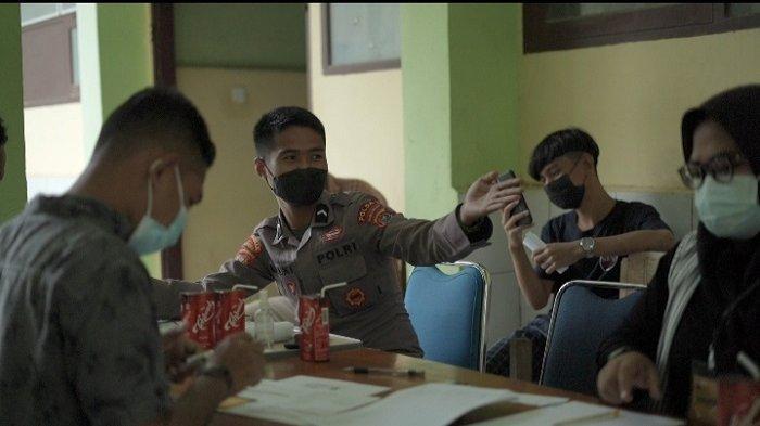 Brimob Polda Sultra Buka Gerai Vaksinasi Gratis Tahap 1 & 2 pada Rabu 29 September, Mulai Jam 8 Pagi