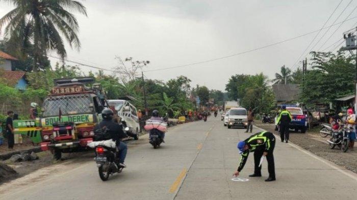 Ambulans Kecelakaan saat Antar Jenazah dari Jakarta ke Banyumas, Sopir Tewas Seketika
