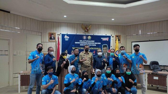Atlet Lari Halang Rintang & Sepak Takraw Asal UHO Kendari Siap Tanding, Tekad Dapat Medali PON Papua