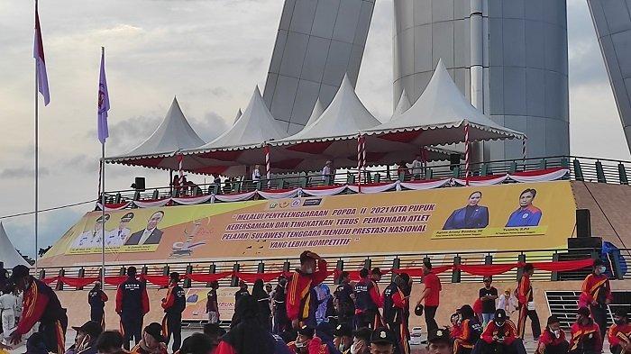 Berikut Arena Pertandingan Pekan Olahraga Pelajar Daerah II Sultra di Kota Kendari