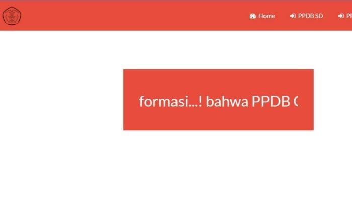 Pendaftaran PPDB Kendari 2021 dibuka melalui dikmudora.kendarikota.go.id, simak cara daftar SD dan SMP di Kota Kendari, Sulawesi Tenggara (Sultra).