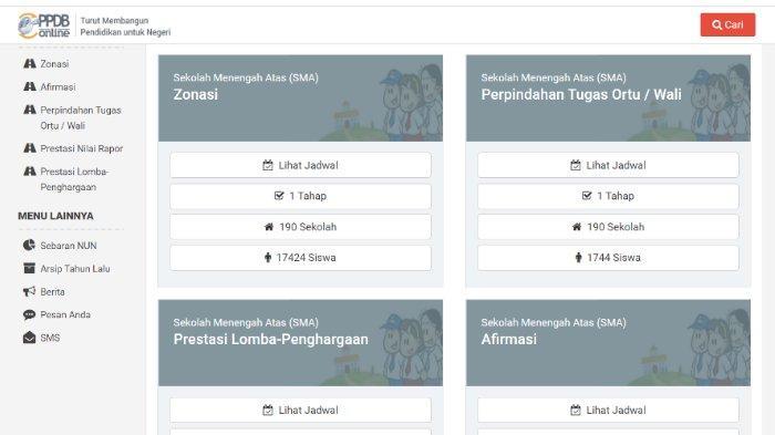 sultra.siap-ppdb.com, Pendaftaran PPDB Sultra 2021 Dibuka, Cara Daftar SMA SMK di Sulawesi Tenggara